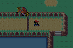 Pokemon Ash Gray (beta 3.61) - ho-oh I come here to catch you please come I